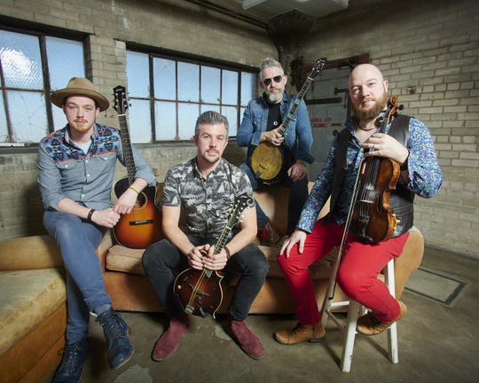 We Banjo 3, at the Long Center for the Performing Arts March 7
