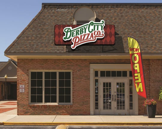 Derby City Pizza Co.'s sixth location will open on March 9 at Plainview Village Center