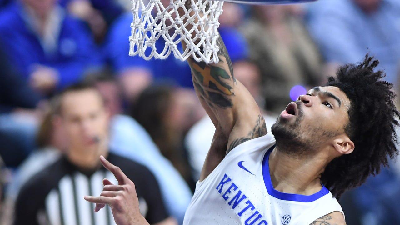 Kentucky Basketball Cbs Sports Classic Renewed Dates Confirmed