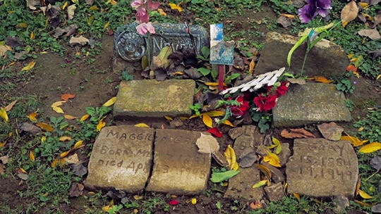 """A new documentary, """"Facing East,"""" explores how graves at Louisville's Eastern Cemetery were abused and neglected."""