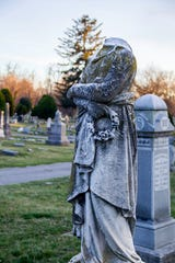"""A new documentary, """"Facing East,"""" explores how Louisville's Eastern Cemetery fell into disrepair."""