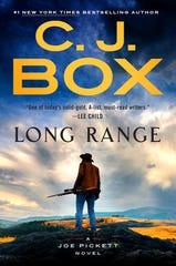 """""""Long Range"""" by C.J. Box."""