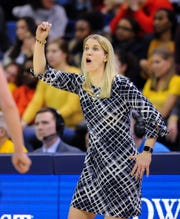 Megan Duffy earned Big East coach of the year in her first season at Marquette.