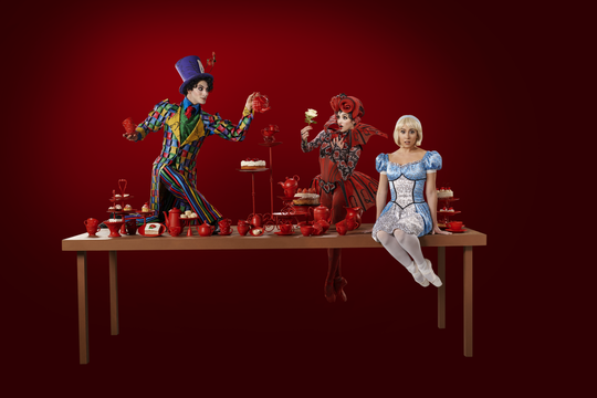 "Milwaukee Ballet will perform Septime Webre's ""ALICE (in wonderland)"" in May 2021."
