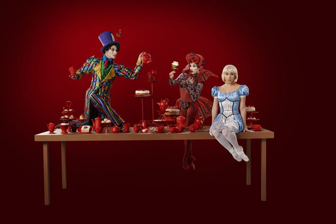 """Milwaukee Ballet will perform Septime Webre's """"ALICE (in wonderland)"""" in May 2021."""