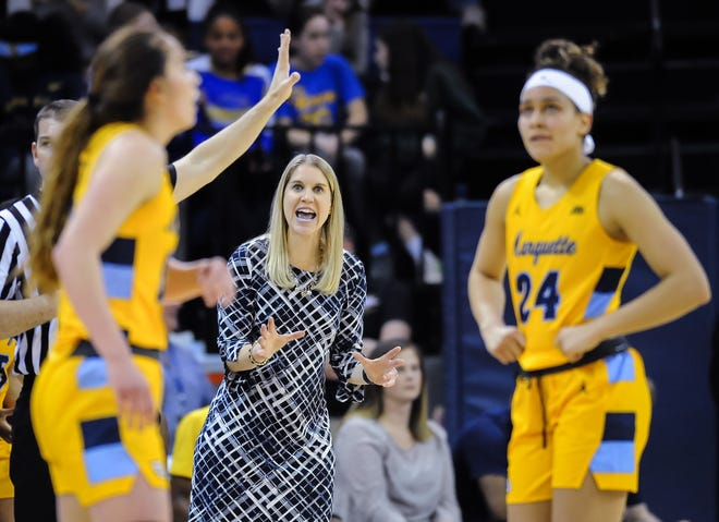 The Marquette women's basketball team will need to reschedule three games due to a positive COVID-19 test in the program.