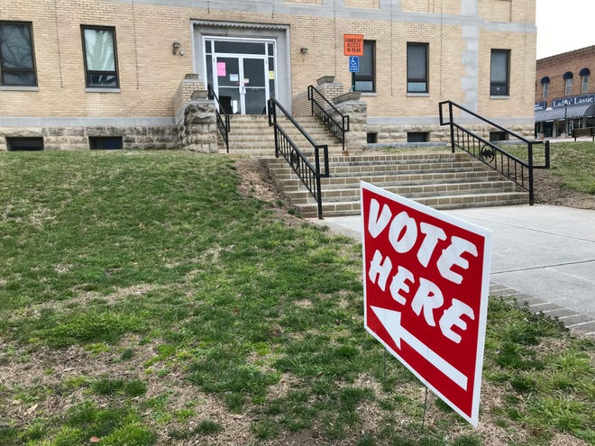 The Baxter County Courthouse will be one of three voting sites open on March 9 for Mountain Home's special election.