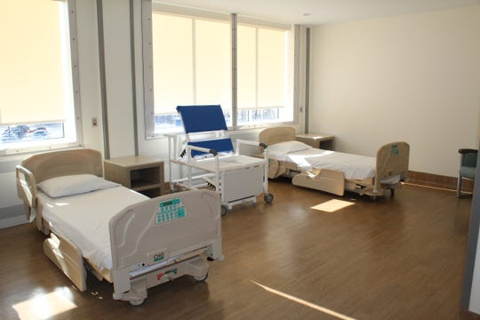 Saint Clare's Dover Hospital will be the first to offer specialized voluntary inpatient units for those with psychiatric disorders.