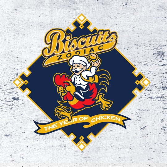 2020 is the Year of the Chicken for the Montgomery Biscuits.