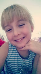 Taylor Thornton, 10, was among the youngest victims of the deadly Beauregard tornado.