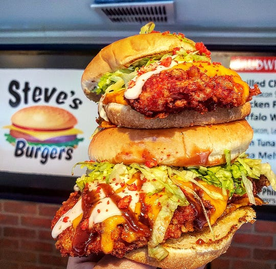 The Hot Mama by Steve's Burgers