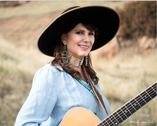 Carol Markstrom will perform a free concert at 6 p.m. on Thursday, March 5, at the Luna Rossa Winery.