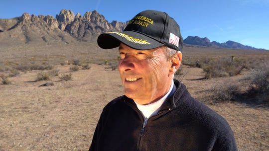 Republican Dave Gallus of Las Cruces is running for the New Mexico Senate in District 37, currently represented by Democrat William Soules.
