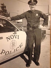 Lee BeGole served as Novi Police Chief for 37 years. He died Feb. 29, 2020 at the age of 99.