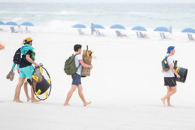 Pensacola Beach is world renowned for its sugar-white sand and emerald green waters, placing No. 15 on Trip Advisor's 2021 Top 25 Beaches list.