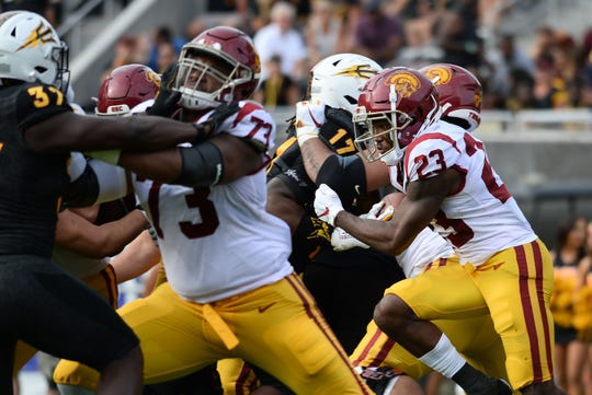 The USC Trojans vs. Arizona State Sun Devils rivalry could be headed to a new level in football.