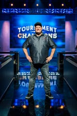 """Chef Beau MacMillan competes on Season 1 of """"Tournament of Champions."""" The show airs March 4, 2020."""