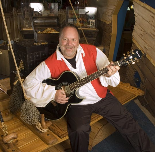 Gary Smith, best known as Gary the Happy Pirate, is retiring at the end of May.
