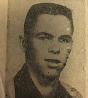"""Paul """"Buddy"""" Horne took San Angelo College by storm during his freshman year, lettering in three sports while being named """"Mr. SAC."""""""