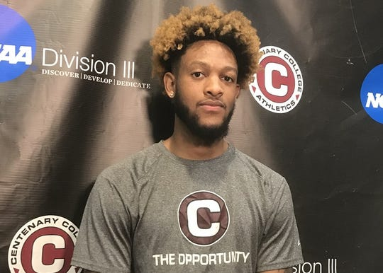 Centenary's Cedric Harris will lead the Gents into the NCAA Division III Tournament.