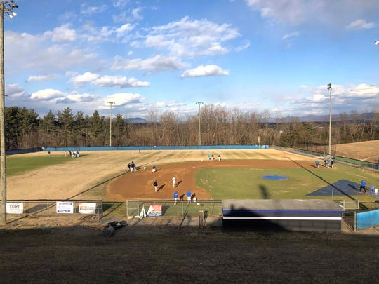The baseball bleachers at Fort Defiance High School, and other public schools in the state, will remain empty this spring after Thursday's decision by the VHSL to cancel spring sports.