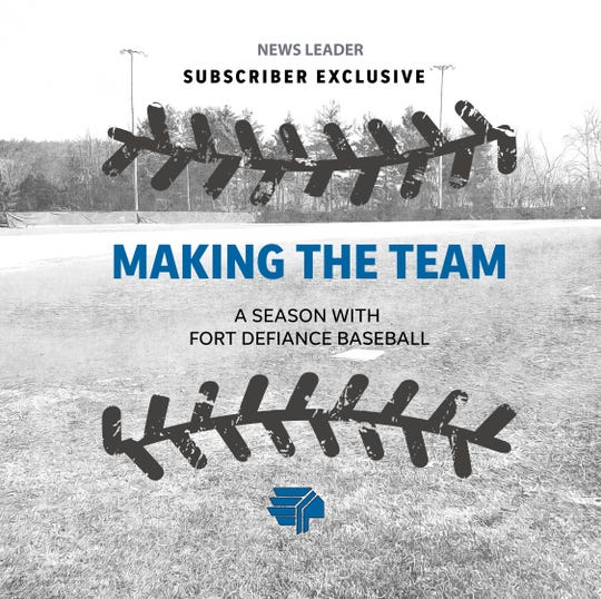 Making the Team: It takes a whole season to make a team.