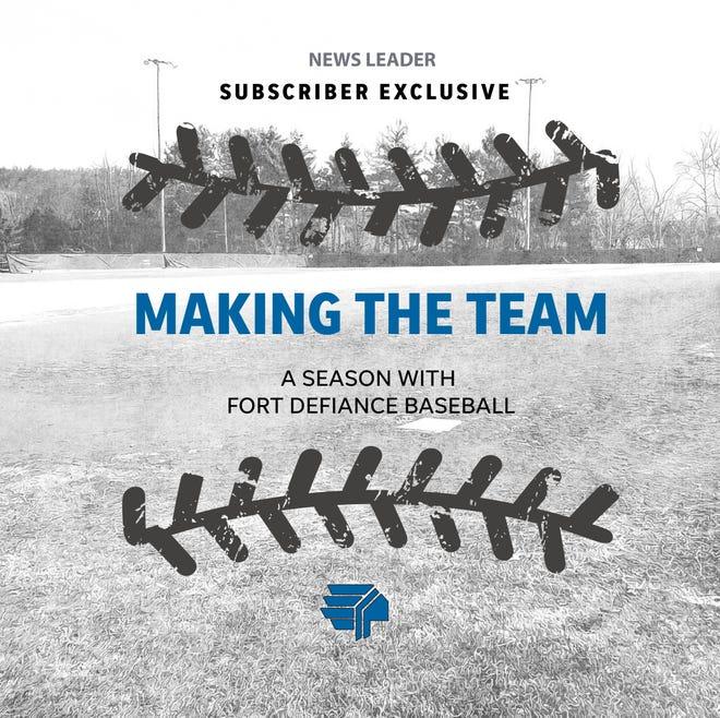 Making the Team: It takes a whole season to make a team.