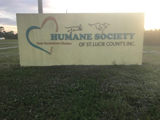 Humane Society of St. Lucie County on Glades Cut-Off Road