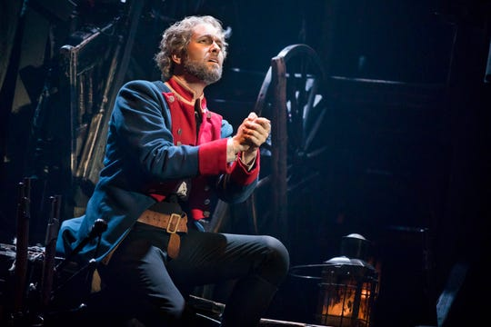 Les Miserables comes to the Peace Center in March.