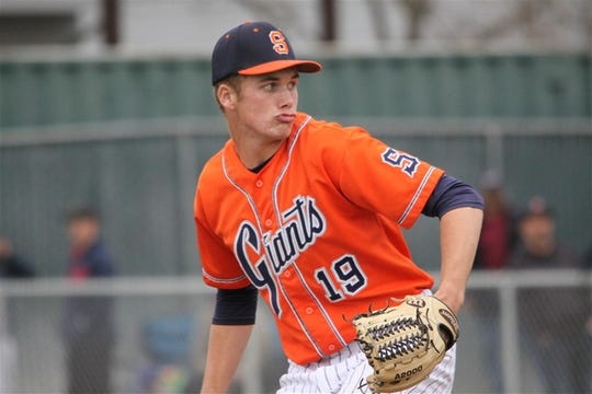 College of the Sequoias' Ben Pedersen achieved one of baseball's rarest accomplishments over the weekend: He pitched a perfect game.