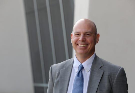 Michael N. Romita of Harrison is the new president and CEO of the Westchester County Association. Romita, photographed March 2, 2020, is a former oil executive and trial attorney with the U.S. Justice Department.