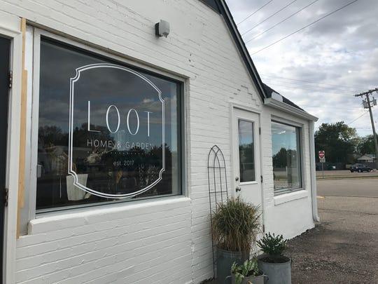 Loot Home & Garden opened in August 2017 on Baker Drive in Wisconsin Rapids.