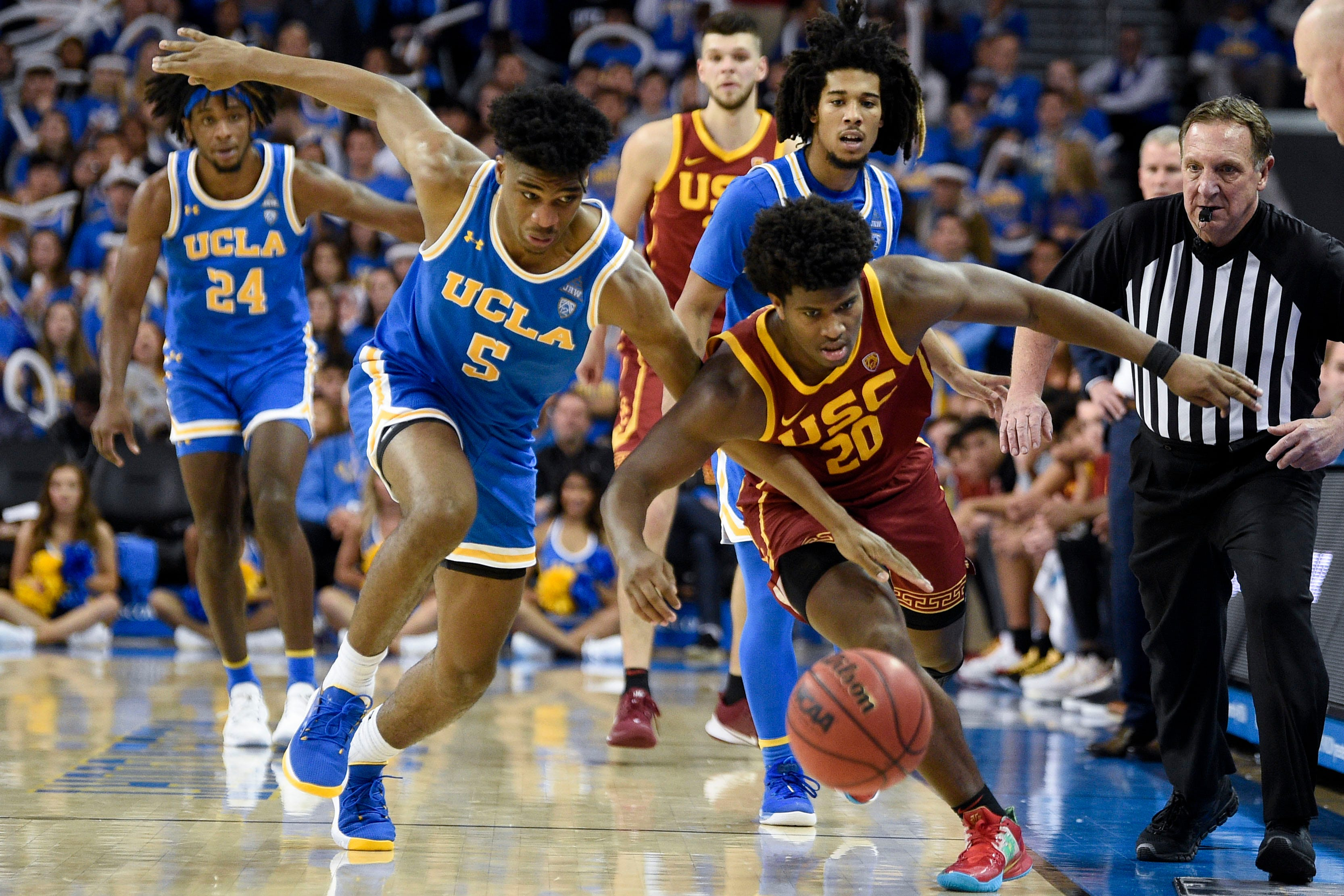 NCAA tournament bracketology: Pac-12 to win March Madness bubble