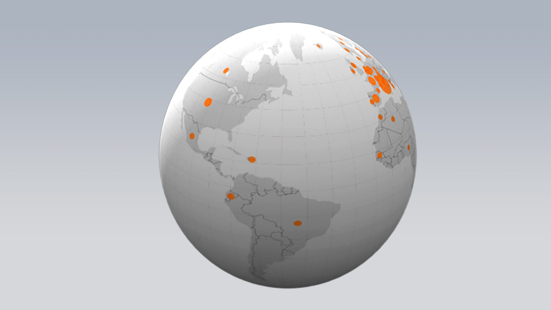 coronavirus map  tracking the spread of the covid