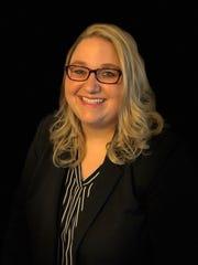 Appleton school board candidate Amber McGinley