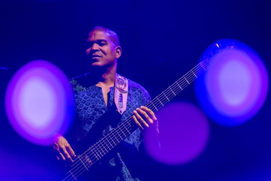 Oteil Burbridge, bassist for Dead and Company, brings Oteil & Friends to the Brooklyn Comes Alive festival on March 21.