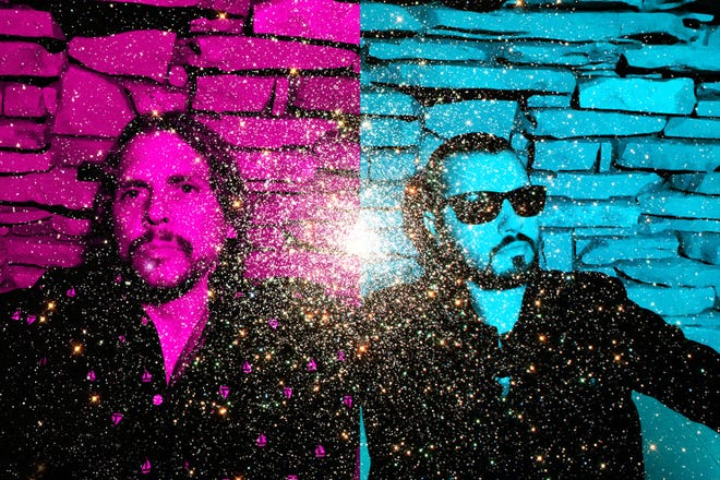 "Texas-based duo Ghostland Observatory recently released the EP ""Channels."" They'll play Asheville this week."