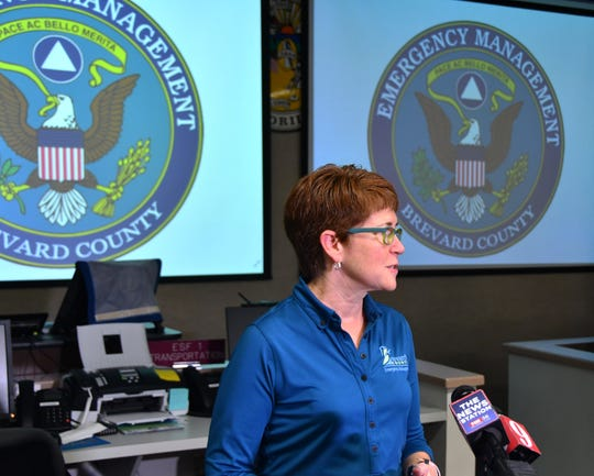 "Brevard County Emergency Management Director Kimberly Prosser said her agency and the state Health Department want to ""make sure we're all on the same page"" with other local officials in preparing for coronavirus and in sharing information."