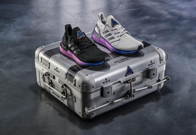 Shoe giant adidas sending experiment to space station to enhance its Boost running shoe