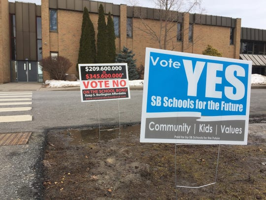 South Burlington voters will weigh in on a hotly contested school budget on Town Meeting Day, March 3, 2020