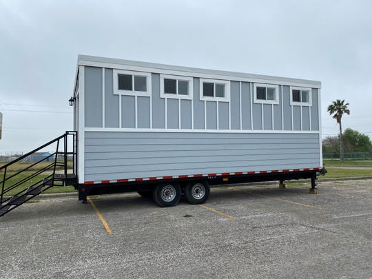 The mobile medical unit, designed by the Texas A&M University Colonias Program, will provide screenings, preventative care, education an referral to medical treatment to people living in rural areaswhile reducing medical costs.