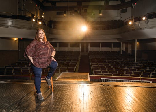 Local comedian Lori Graves will be serving up laughs for her first recorded live comedy album at the Majestic Theatre on March 14, 2020.