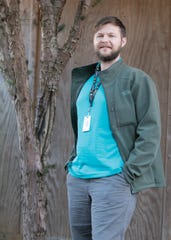 Deke Deacon works at Integrated Services for Behavioral Health where he works with children who, among other things, have behavioral issues at school and at home.