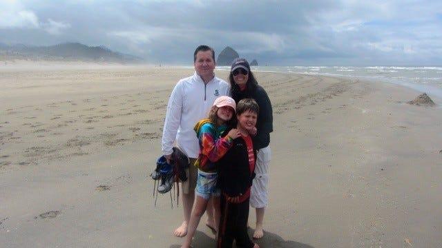 Michigan dad Michael Zybura became a national ambassador for disability savings accounts.