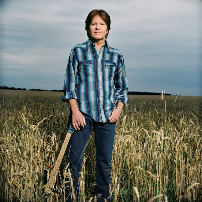 John Fogerty, a member of both the Rock and Roll Hall of Fame and Songwriters Hall of Fame, will perform July 8 at the Resch Center.