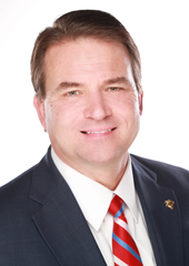 John Lummus, president and CEO for the Upstate SC Alliance