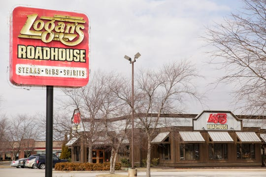 Logan's Roadhouse, 3840 South St., Tuesday, March 3, 2020 in Lafayette.