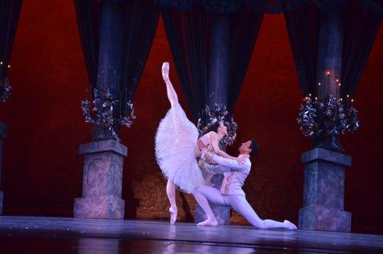 Lafayette Ballet Theatre presents Cinderella