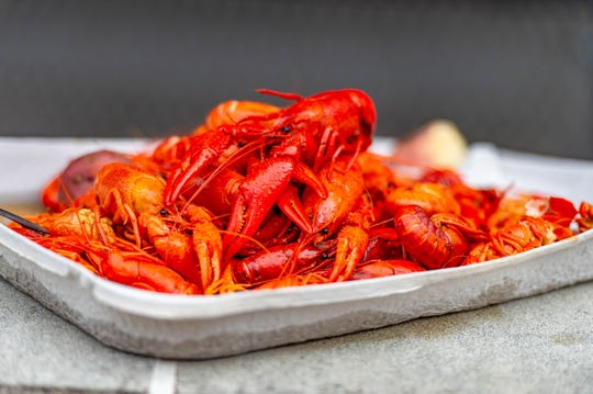Lieutenant Governor Billy Nungesser and the Louisiana Seafood Promotion and Marketing Board host the 4th Annual Pardoning of the Crawfish at Cypress Lake on the campus of the University of Louisiana at Lafayette. Tuesday, March 3, 2020.