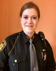 Fairfield County Sheriff's Office Detective Kathryn Nunemaker